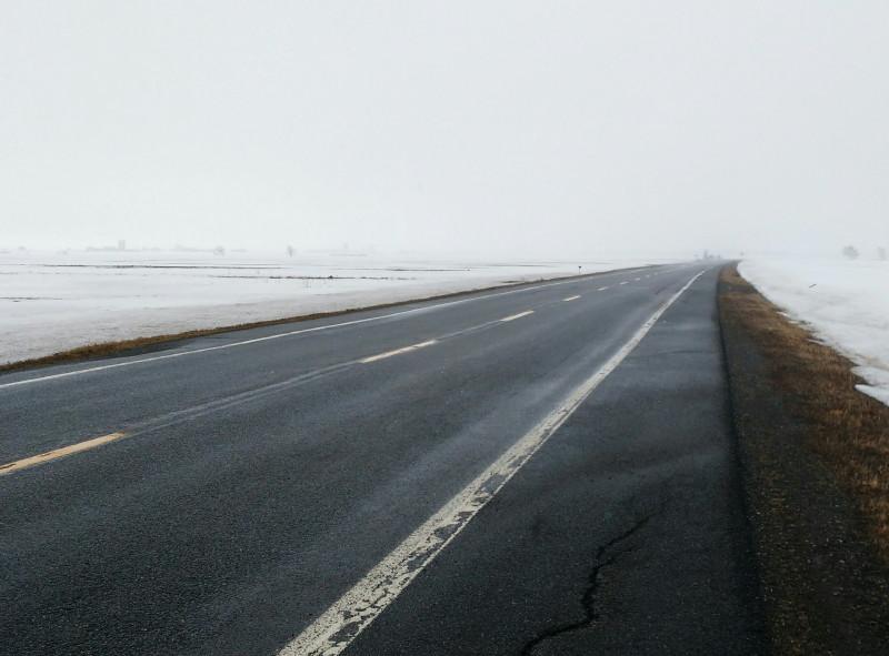Sur la route de Kamouraska