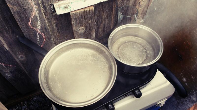 Faire bouillir l'eau