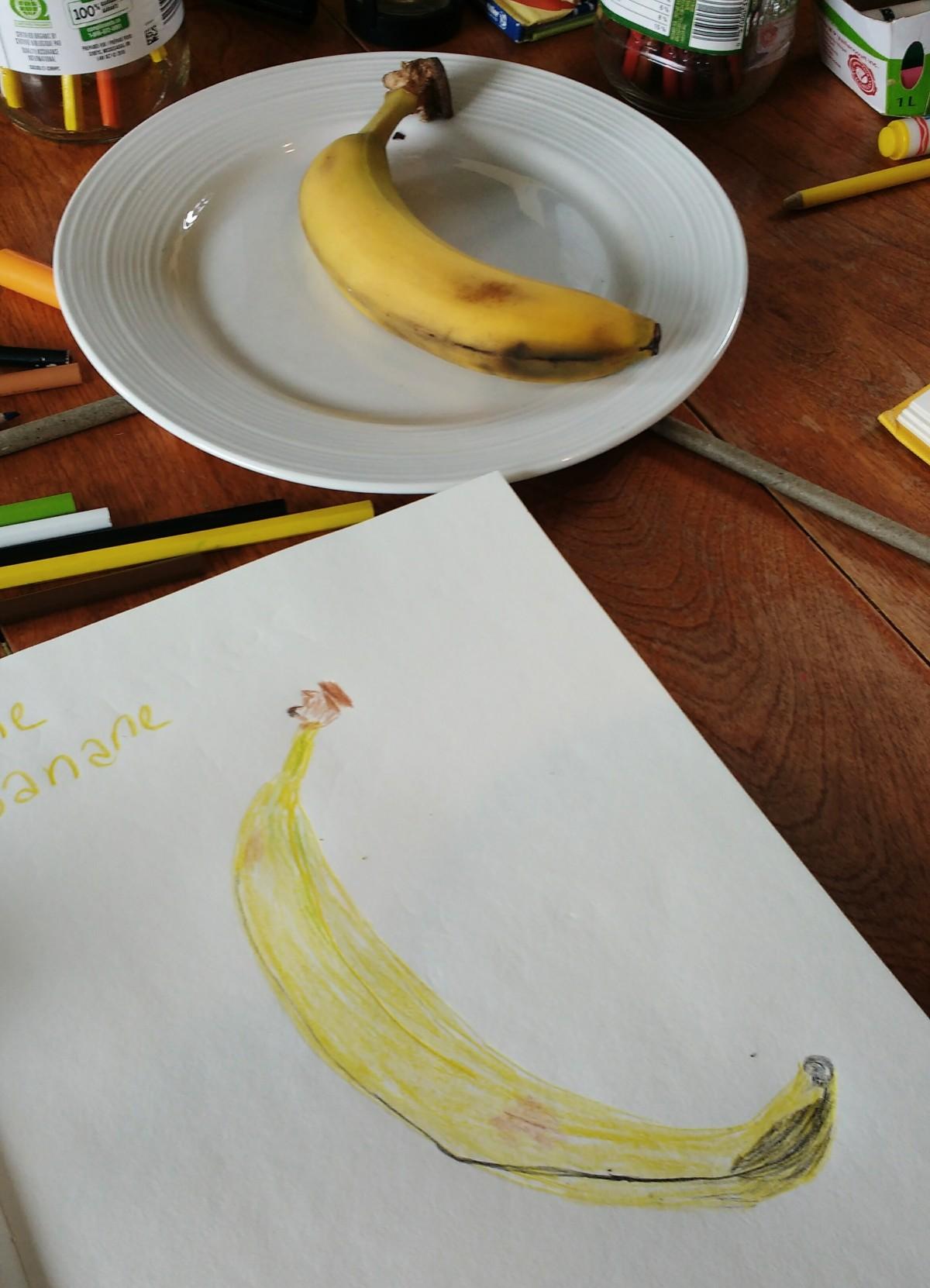 B comme banane